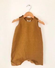 LINEN ROMPER Linen Fabric, Cotton Fabric, Studio S, Piece Of Clothing, Cold Shoulder Dress, Rompers, Tank Tops, Clothes, Dresses
