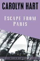 The year is 1940. As England braces for invasion and the German army overruns Europe, two American sisters in Paris risk their lives to save a downed British airman from Nazi arrest.