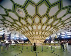 Terminal, AD International, Abu Dhabi  by Andrew Moore