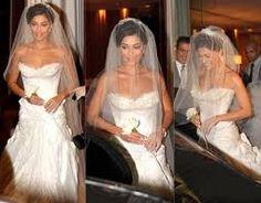 Resultado de imagem para casamento famosas juliana  paes