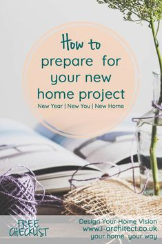 Making a start on your new home. Top tips for deciding your home improvements. Setting your budget. Home Projects, Craft Projects, New Home Designs, New You, Nice View, Home Improvement, Choices, New Homes, Victorian