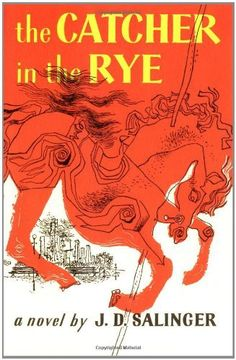 The Catcher in the Rye by J. D. Salinger, http://www.amazon.com/dp/0316769177/ref=cm_sw_r_pi_dp_.ZXBrb11BCMCY