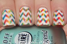Simple nail art #designs for beginners! #manicure #SoCutex
