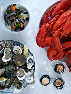 Shellfish heaven!! :)