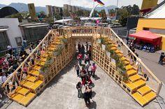 Gallery - MACONDO Pavilion Architecture / Manuel Villa Arquitectos + Oficina Informal - 8