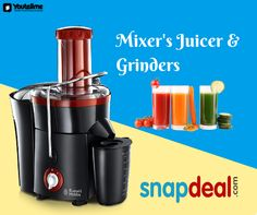 Same Fruit In, More Juice Out #Mixers   #Juicers   #Grinders   #HomeShop18   #SnapDeal   #BajajGrinders   #PhilipsGrinders