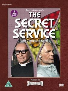 The Secret Service - The Complete Series (1969) (DVD TV series review).