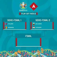 Semi Final, Bulgaria, Hungary, Romania, Iceland, Euro