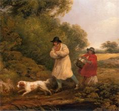 File:George Morland A Windy Day.jpg. 1790