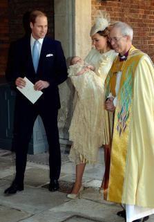 Bautismo en la Corte de St. James: una ceremonia íntima para el futuro Rey de Inglaterra