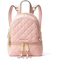 SOLD Michael Kors Mini Rhea crossbody backpack   Bags, 2! and Finals