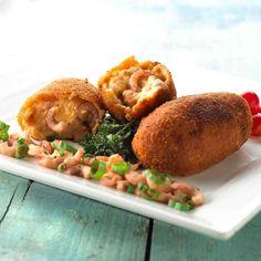 Dutch Recipes, Fish Recipes, Seafood Recipes, Snack Recipes, Cooking Recipes, Belgian Cuisine, Belgian Food, Sauteed Cabbage, Vegan Snacks