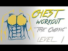 Chest Workout - Level 1 - YouTube