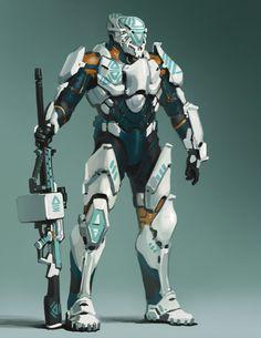 Destiny Titanion Titan Fan Art Destiny News Rmvtki Destiny Bungie, Destiny Game, Character Art, Character Design, Character Concept, Cyberpunk, Titan Armor, John 117, Gundam