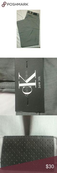 Calvin Klein men's dress pants Size 36W 30L Calvin Klein Pants Chinos & Khakis