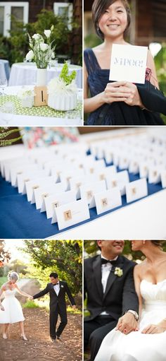 Cute use of scrabble pieces!