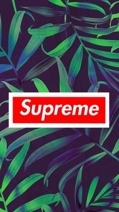 supreme iphone wallpaper | Tumblr