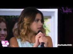 Violetta 2   Las chicas cantan 'Codigo Amistad' Temp 2   Ep 34)