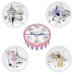 Cadeau original pour papa livré en express Assiette Design, Cadeau Design, Decorative Plates, Nest, Original Gifts