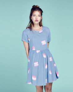 Lazy Oaf Denture Dress