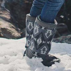 Wool Mukluk   Manitobah Mukluks Dashing Through The Snow, Canadian Winter, Global Brands, Nordic Style, All About Fashion, Look Cool, Rubber Rain Boots, Winter Fashion, Wool
