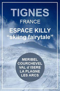 TIGNES; FRANCE - 1 week skiing holiday