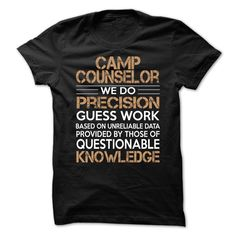 Camp Counselor  T Shirt, Hoodie, Sweatshirt