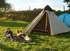 Review: Robens Fairbanks Tipi tent from Outdoor World Direct  Sleeping under the stars is a delight in the Robens Fairbanks Tipi, £399 from Outdoor World Direct. This spacious canvas tipi is a canvas home to be proud of – be warned, it might ruin you for all other tents.   http://thegirloutdoors.co.uk/2016/08/26/review-robens-fairbanks-tipi-tent-outdoor-world-direct/
