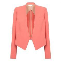 Chloé Classic cropped blazer takes my breath, and my saving away!