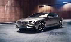 2013, BMW Pininfarina Gran Lusso Coupé