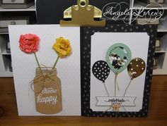 Angela Lorenz – Enjoy The Little Things Project Kit – Enjoy The Little Things - Occasions 2016. Click on picture to see more creations by Angela. Stampin Up. #stampinup #angelalorenz #enjoythelittlethings #occasions2016 #papercraft  #handmadecards #handmade #sneakpeekoccasions2016 #sneakpeek