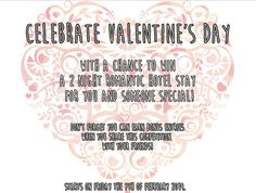 Hotel Stay, Fb Page, Don't Forget, Competition, Valentines, Romantic, Night, Friends, Day
