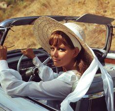 Claudia Cardinale, 1967.