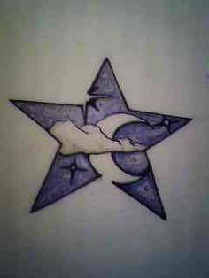 star tattoos - Google Search