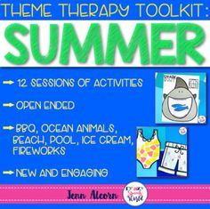 SUMMER Theme Therapy