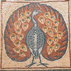 Byzantine peacock