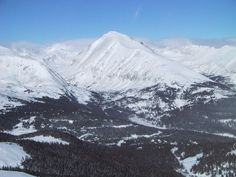 In March 0f 2010 I snowshoed up this mountain with two very good friends of mine, Christie Jack and Liz Wiemers