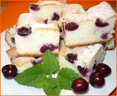 Czech Recipes, Mocca, Sweet Recipes, Cheesecake, Sweets, Cooking, Food, Recipes, Bakken