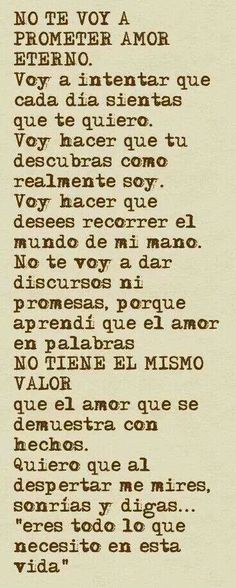 Love no te prometo amor. Love Phrases, Love Words, Frases Love, Foto Transfer, Laura Lee, More Than Words, Spanish Quotes, Spanish Phrases, Favorite Quotes