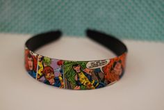 XMen Comic Headband by PartyofTen on Etsy, $5.00 (i can figure out how to make this myself) hopefully