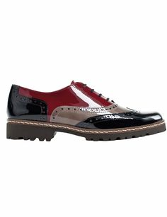 El zapato Oxford                                                       …