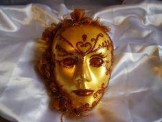masques venitiens - par Dans la malle de sillwie