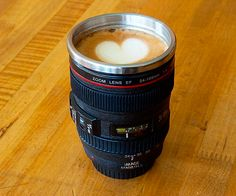 ユニークなカメラのレンズ型マグカップ「カメラ レンズ マグ」 | Q ration(キューレーション) | QUAEL bags | クアエル