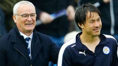 Text and radio reaction as Leicester thrash Swansea to move eight points clear at the top of the Premier League with three games remaining. Leicester City Football, Leicester City Fc, Shinji Okazaki, Impossible Dream, Swansea, Premier League, Polo Ralph Lauren, Hero, Club