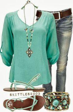 22-Amazing-Jeans-Outfit-Ideas-15.jpg 600×912 pixels