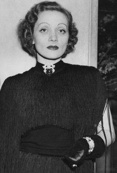 Marlene Dietrich, c.1936