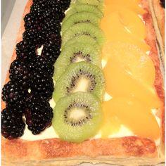 Fresh Fruit Strudel