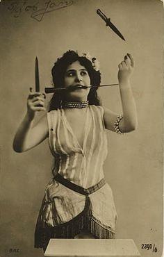 sword juggler