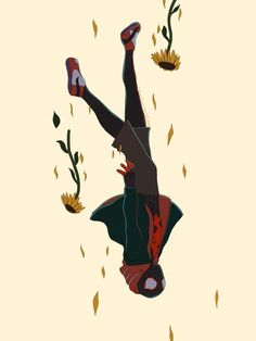 Draw my spider sona falling like this with roses Spiderman Kunst, Spiderman Spider, Spider Gwen, Marvel Art, Marvel Avengers, Marvel Wallpapers, Miles Morales Spiderman, Character Art, Character Design