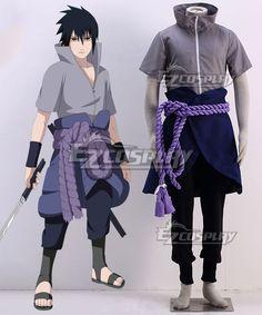 Sasuke Uchiha Costume, Sasuke Cosplay, Naruto Costumes, Anime Costumes, Naruto And Sasuke, Anime Naruto, Naruto Shippuden, Cheap Cosplay Costumes, Buy Cosplay